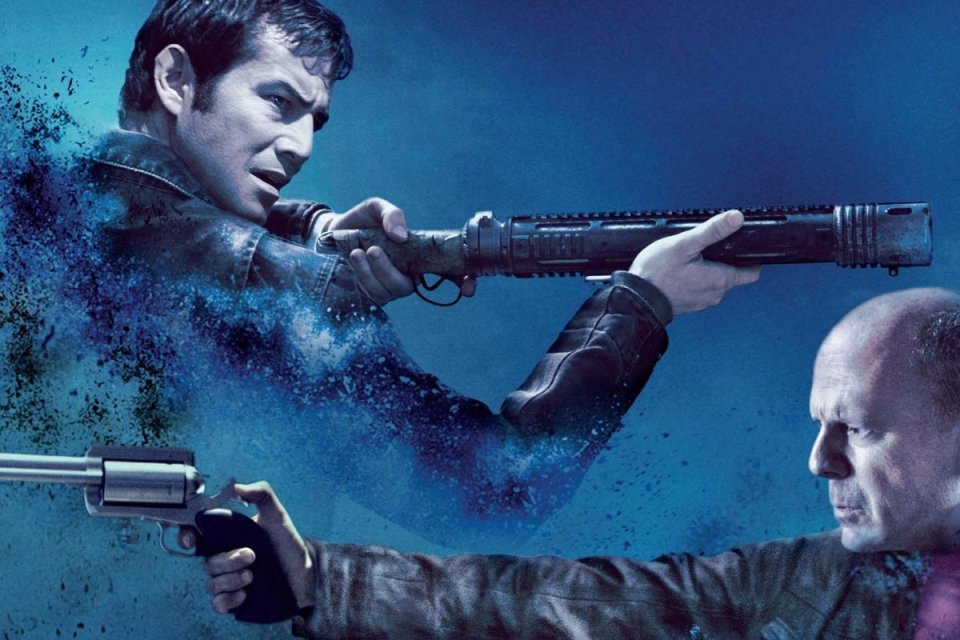 Looper Review Cover Image - Bruce and Joseph
