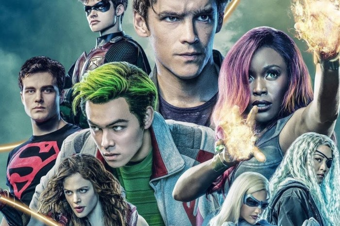DC Universe's 'Titans' Renewed For Season 3 On Streaming Service