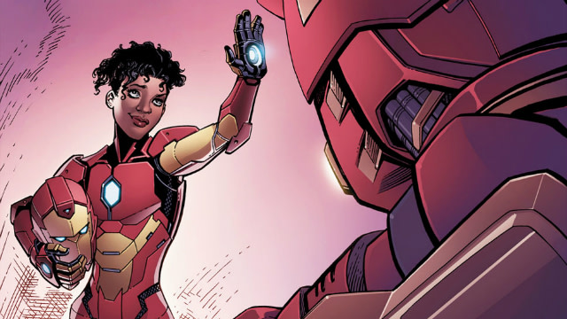 An 'Ironheart' Series Is Reportedly In Early Development