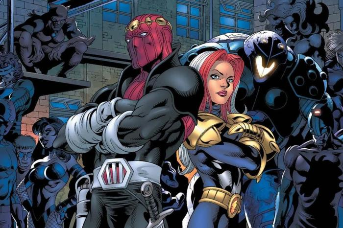Marvel Has Reportedly Begun Early Development On 'Thunderbolts'