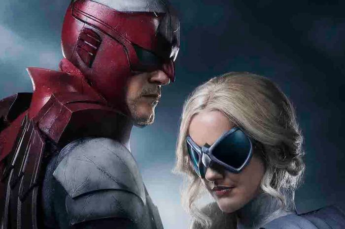 DC Universe Had Plans For A Hawk & Dove Spinoff