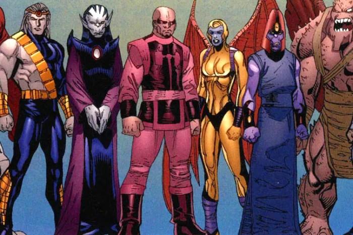 Marvel Studios' 'Eternals' Will Introduce The Deviants