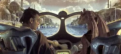The Phantom Menace - Review Image