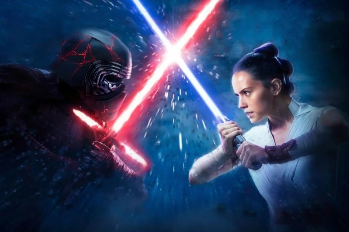 Full Circle Showdown: 'Star Wars: Episode IX - The Rise of Skywalker' Review