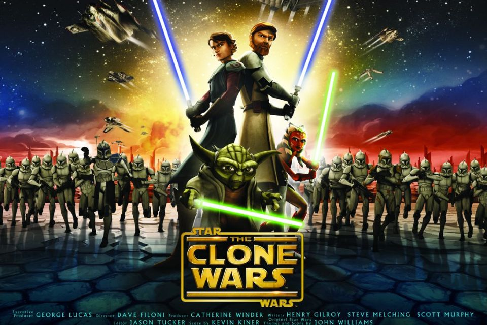 The Clone Wars Movie - Review Cover Image