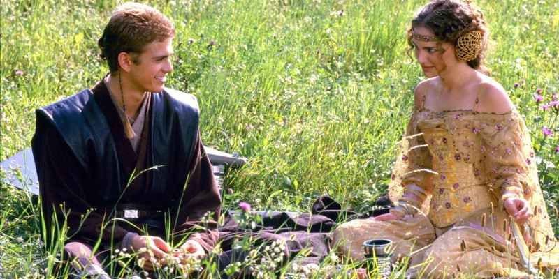 Attack of the Clones - Anakin & Padme