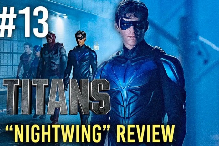 """'Titans' S3, E13: """"Nightwing"""" - Time To Clean House"""