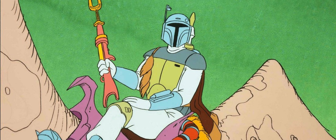 The Star Wars Holiday Special - Boba Fett