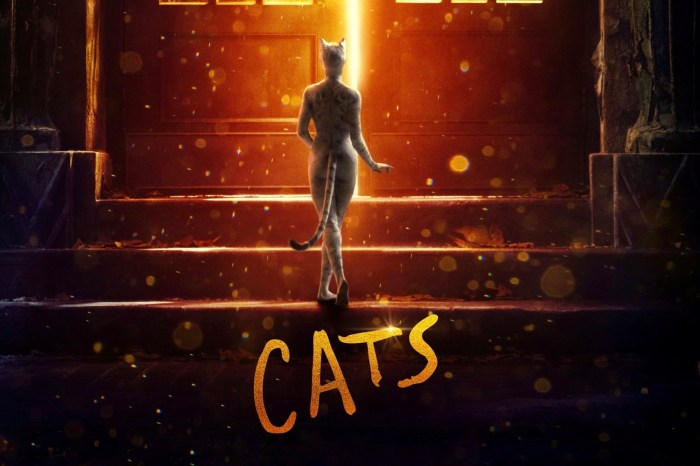 Full Circle Showdown: 'Cats' (2019) Review