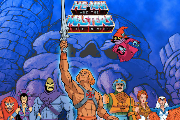 'He-Man & The Masters Of The Universe' CG Animated Series In Development At Netflix