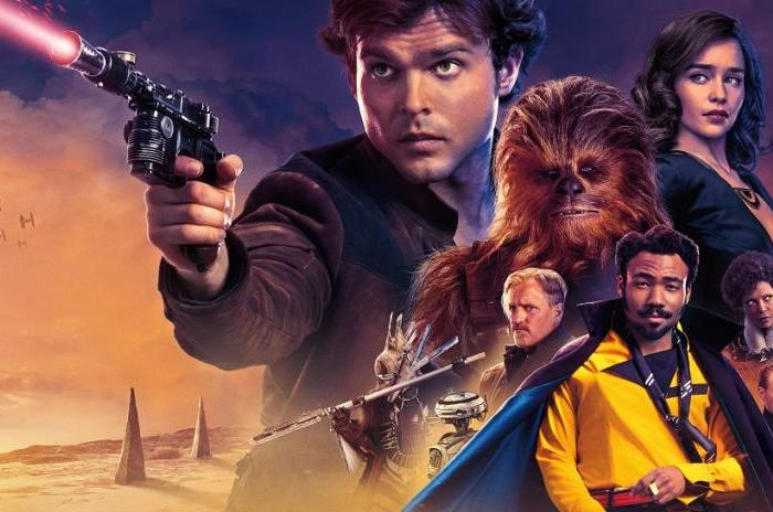 Celebrating Star Wars: 'Solo: A Star Wars Story' - A Small Scale Success