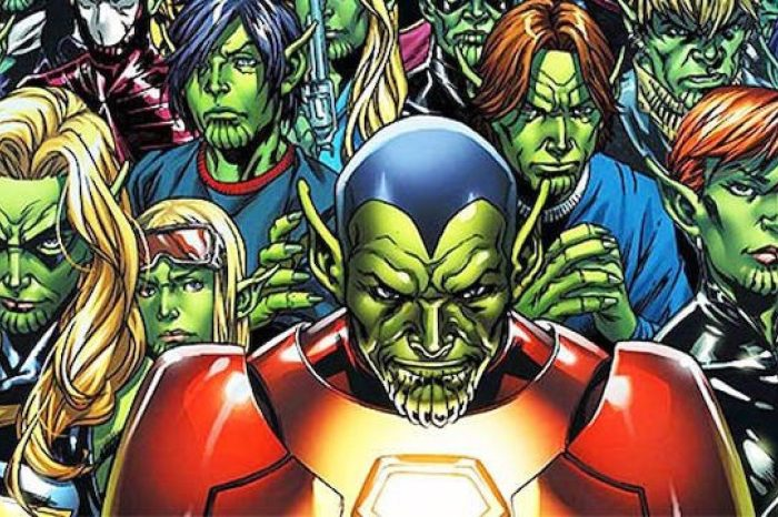 Marvel Studios Reportedly Developing 'Secret Invasion' Series