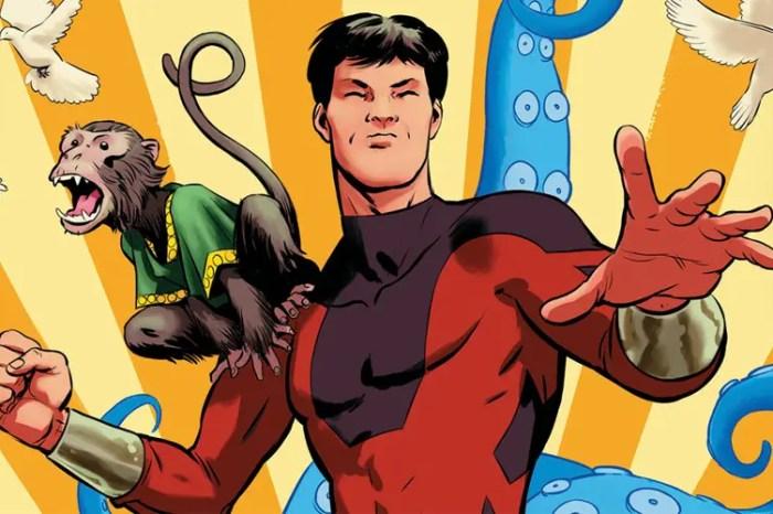 'Shang-Chi' Merch Reveals New Look At The Hero, Mandarin, & More