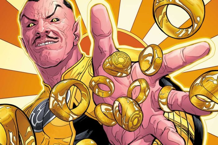 Sinestro Will Appear In 'Green Lantern' HBO Max Series