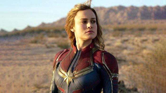 'Captain Marvel 2' In The Works With 'WandaVision's Megan McDonnell
