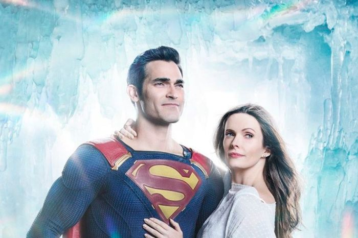 Tyler Hoechlin's New Suit For 'Superman & Lois' Revealed