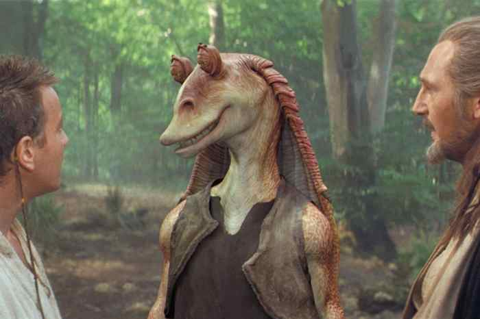 Jar Jar Binks Rumored To Return In Obi-Wan Kenobi Series