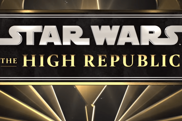 Project Luminous Revealed As 'Star Wars: The High Republic'