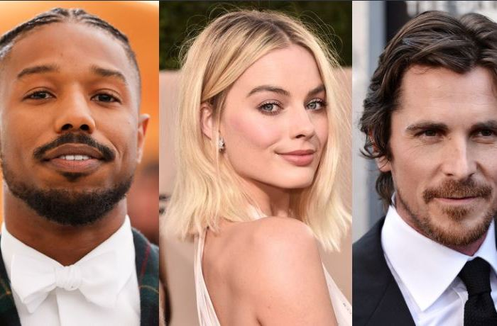 Michael B. Jordan, Margot Robbie & Christian Bale To Star In David O. Russell's Next Film