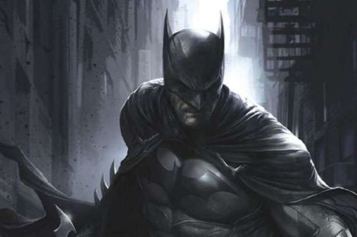 'The Batman': First Look At Robert Pattinson's Batsuit Officially Revealed
