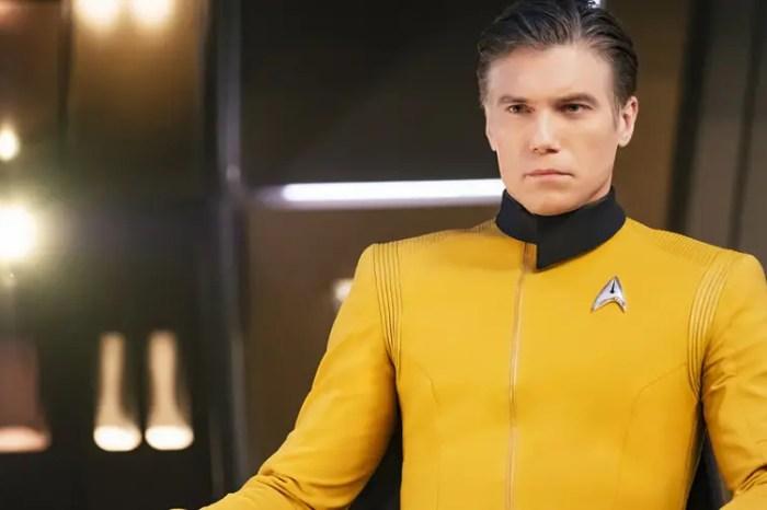 RUMOR: Captain Pike 'Star Trek' Spinoff Series Moving Forward