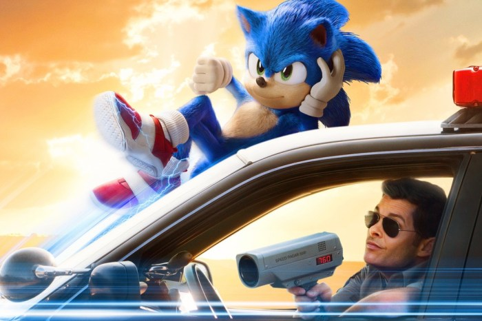 """'Sonic the Hedgehog' Review: """"Mediocrity With A Software Patch"""""""