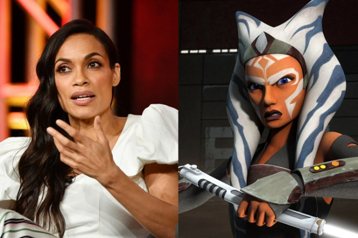 'The Mandalorian' Season 2 Casts Rosario Dawson As Ahsoka Tano