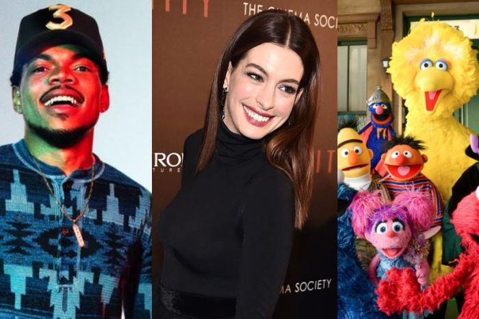 Chance The Rapper In Talks To Join Anne Hathaway's 'Sesame Street' Movie