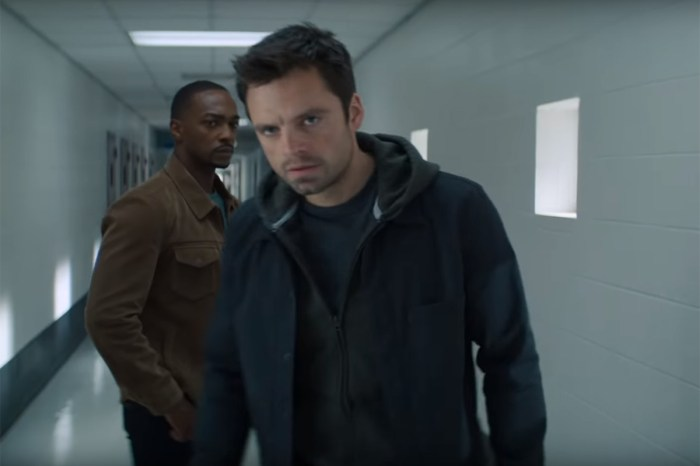 'Falcon & The Winter Soldier': Bucky & U.S. Agent Fight In Set Footage