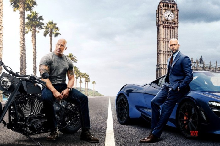 Dwayne Johnson Confirms 'Hobbs & Shaw 2' Is In Development