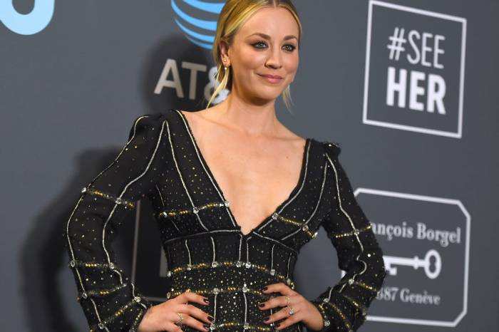 Kaley Cuoco Joins The Cast Of Sony's 'The Man From Toronto'