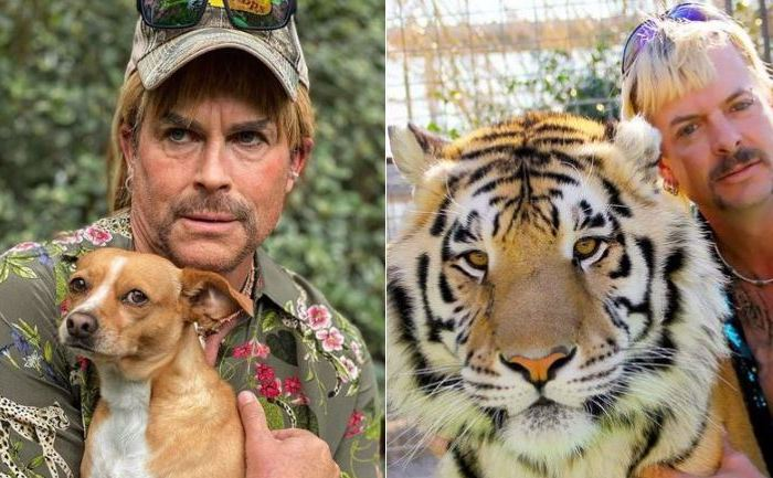 Rob Lowe In Talks To Star As Joe Exotic In 'Tiger King' Adaptation