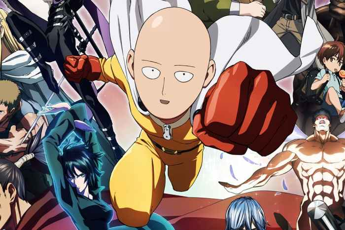 Sony Developing Live-Action 'One Punch Man' Movie