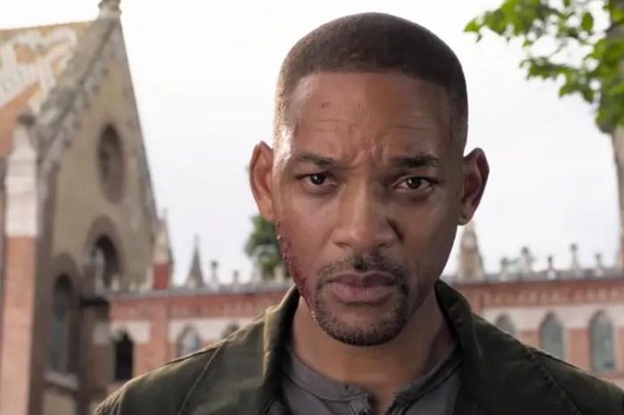 Jordan Peele's Universal Monster Film Eyeing Will Smith