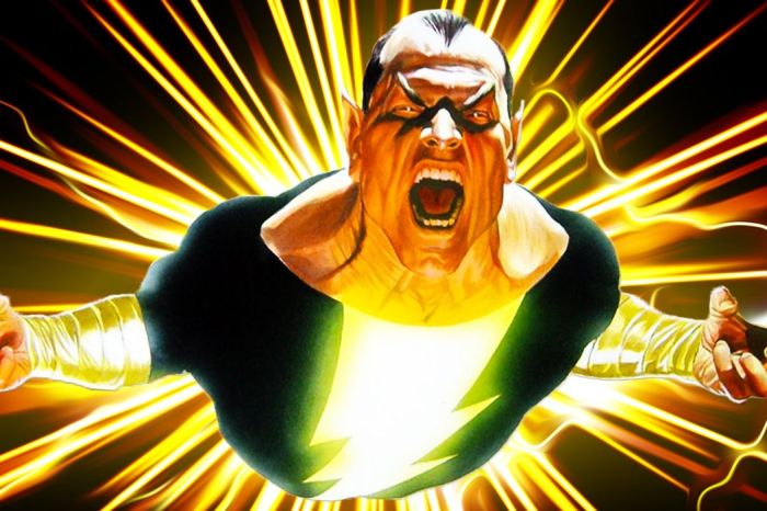 'Black Adam': Early Draft Potentially Reveals New Character Details