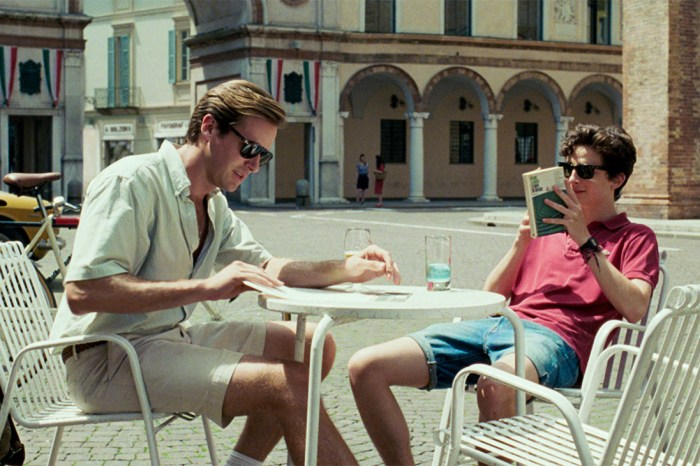 Timothée Chalamet & Armie Hammer Will Return For 'Call Me By Your Name' Sequel