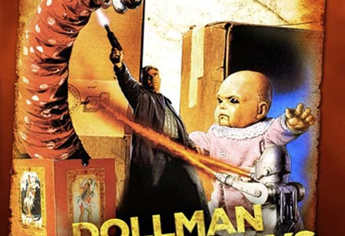 Bargain Bin Chronicles: The Dollman, Demonic Toys Collection