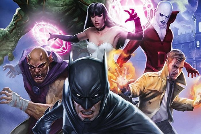 'Justice League Dark' Series In The Works At HBO Max From J.J. Abrams' Bad Robot