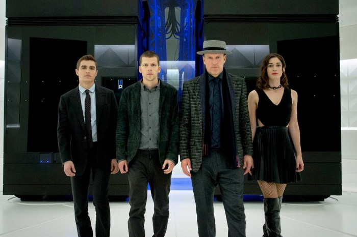 'Now You See Me 3' In Development At Lionsgate