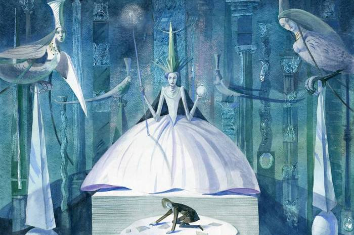 Live-Action Adaptation Of 'The Snow Queen' In The Works At Disney
