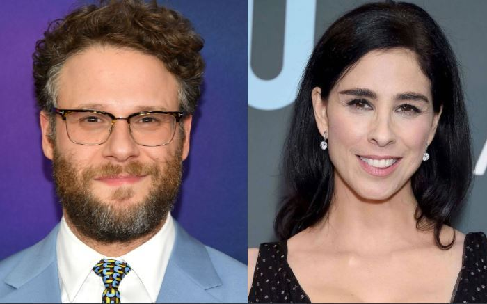 Seth Rogen & Sarah Silverman Set For Animated Christmas Comedy At HBO Max