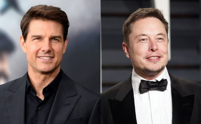 Tom Cruise & Elon Musk's SpaceX In Talks To Film Action Movie In Space
