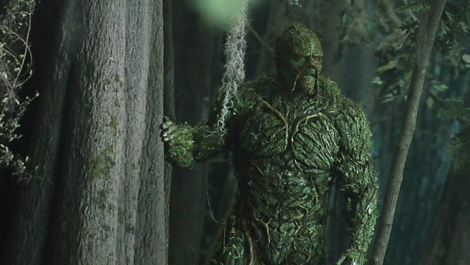 DC Universe's 'Swamp Thing' Will Air On The CW This Fall