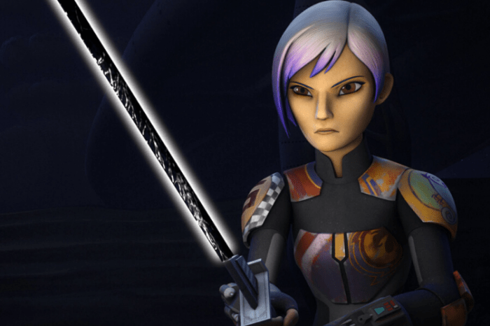 RUMOR: Sabine Wren To Appear In 'The Mandalorian' Season 2