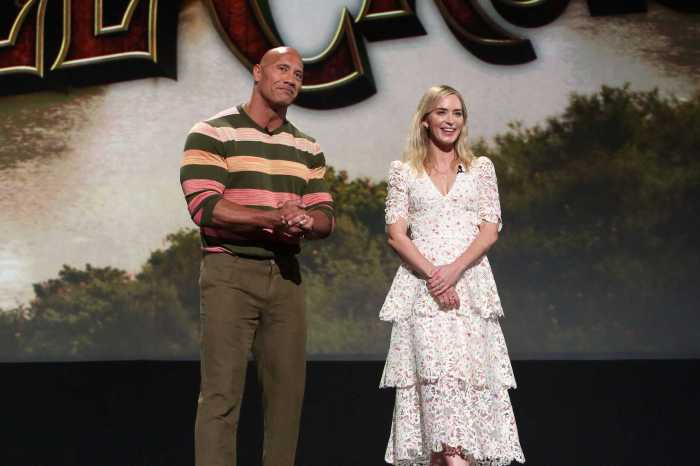 'Ball & Chain': Dwayne Johnson & Emily Blunt Set For New Superhero Movie