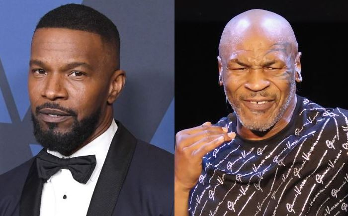 Jamie Foxx Confirms His Mike Tyson Biopic Is Officially Moving Forward