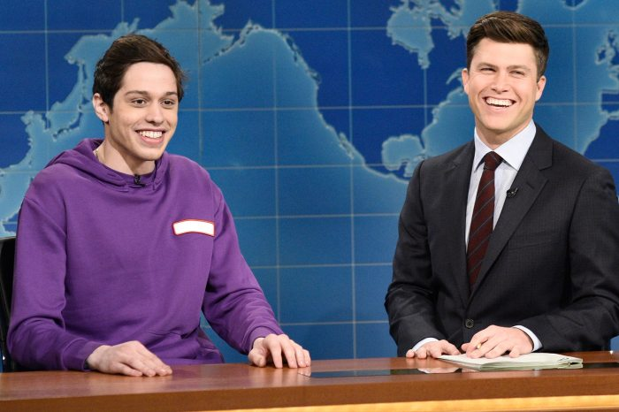 Pete Davidson & Colin Jost To Star In Wedding Comedy 'Worst Man'