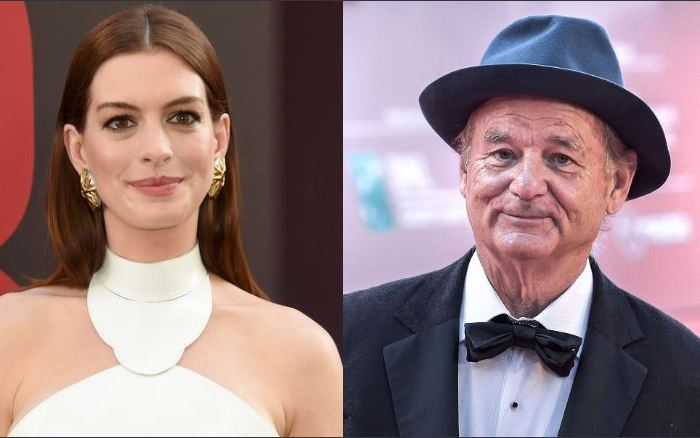 Anne Hathaway & Bill Murray Team Up For Dog Drama 'Bum's Rush'