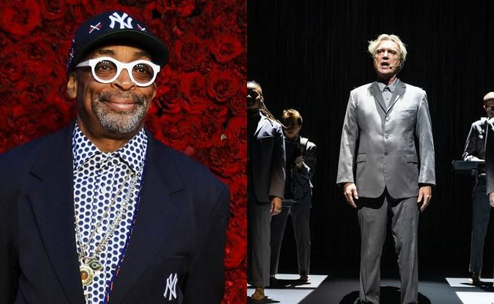 Spike Lee Teams With HBO For 'David Byrne's American Utopia'