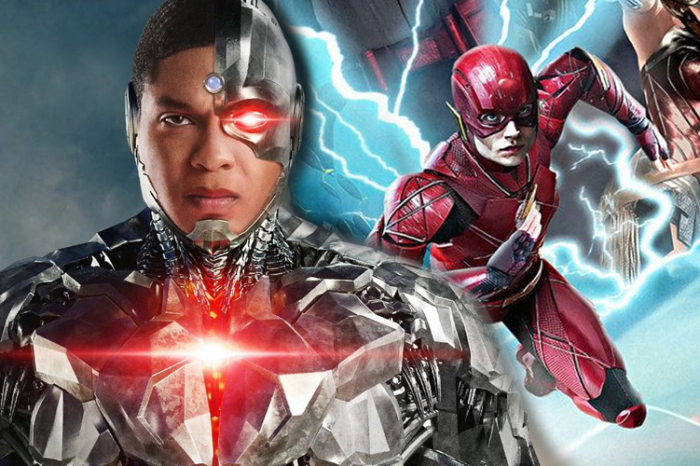 'The Flash' Producer Confirms Ray Fisher's Cyborg Will Appear In The Film